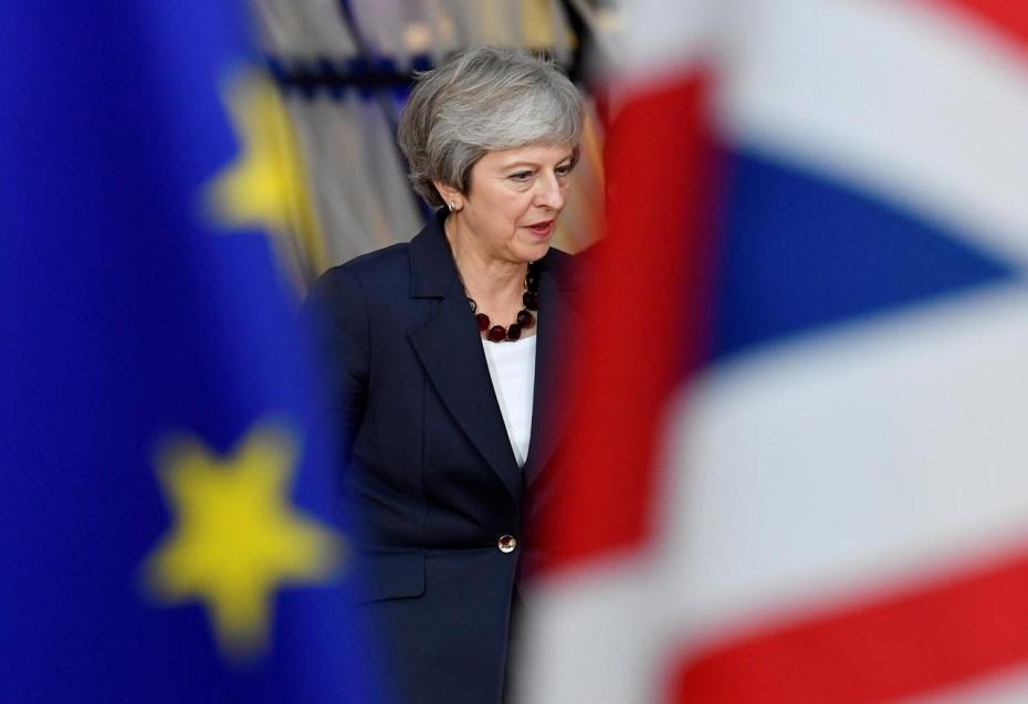 Στον «αέρα» η Μέι για το Brexit πριν τη Σύνοδο Κορυφής της ΕΕ