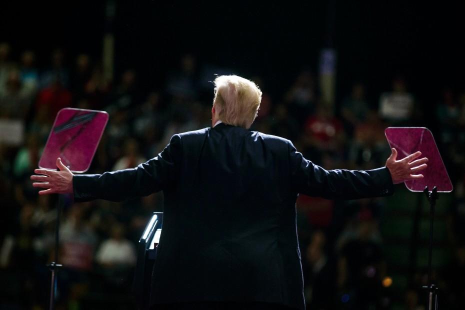 Πόσα εκατομμύρια έχει συγκεντρώσει ο Τραμπ για την προεκλογική του καμπάνια;