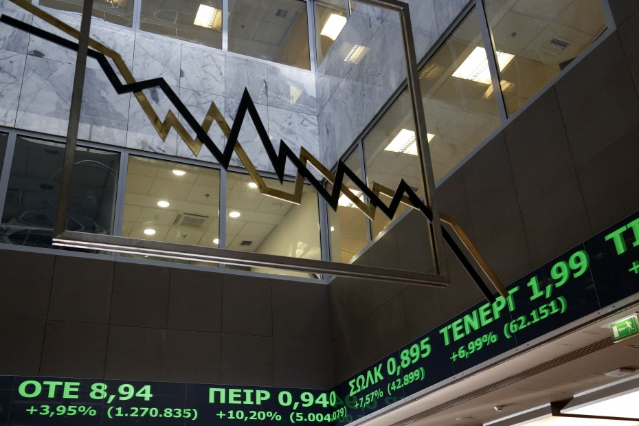 ΧΑ: Επιλεκτικές αγορές και συσσώρευση...