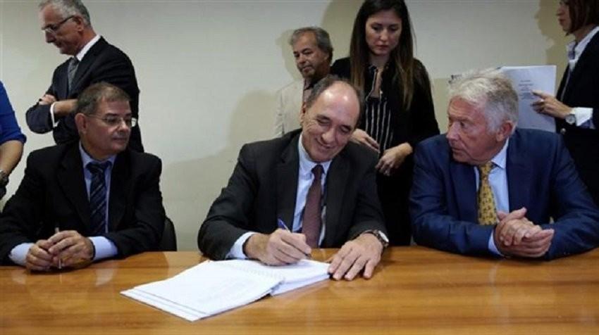 Έπεσαν υπογραφές  για έρευνες υδρογονανθράκων σε δύο περιοχές του Ιονίου