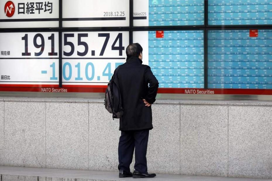 Υψηλότερα οι αγορές της Ασίας