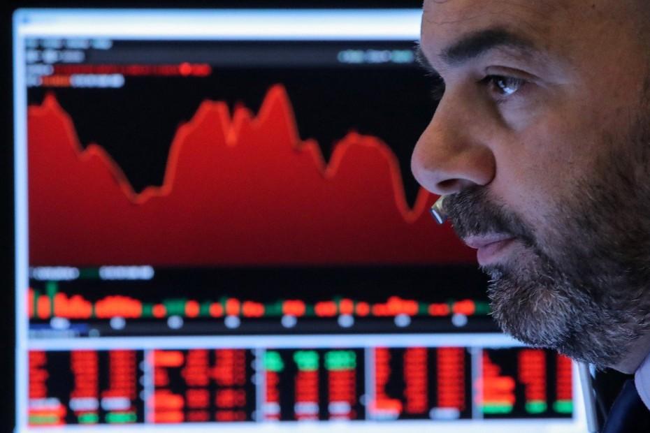 Με το «αριστερό» η Wall Street στη Δευτέρα λόγω εμπορικού πολέμου