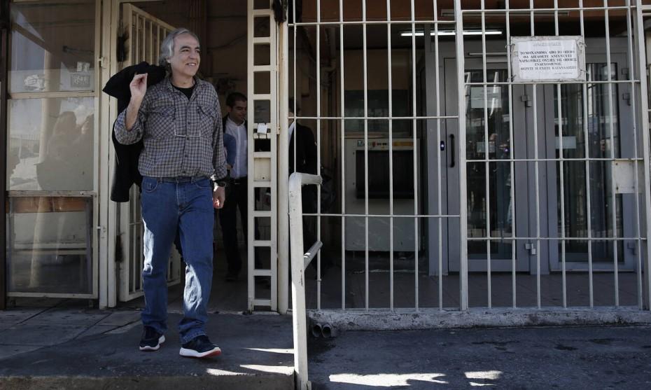 Η Ένωση Εισαγγελέων για το ζήτημα της άδειας στον  Κουφοντίνα