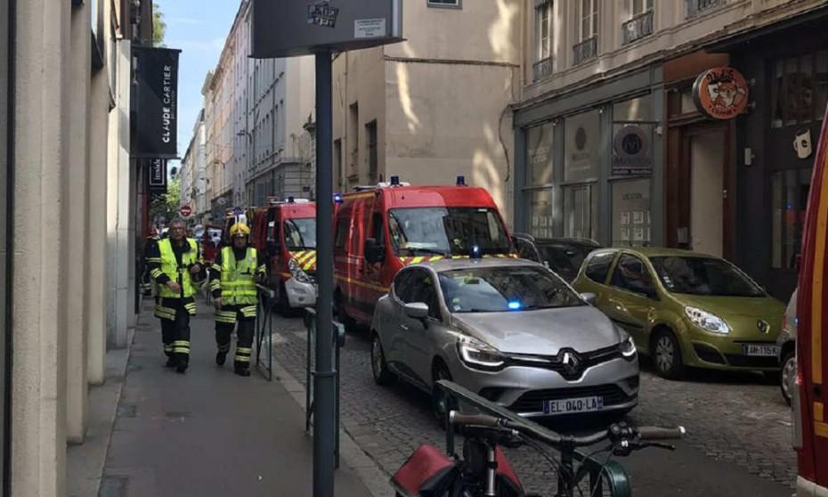 Στους 10 οι τραυματίες από την έκρηξη στη Λιόν της Γαλλίας