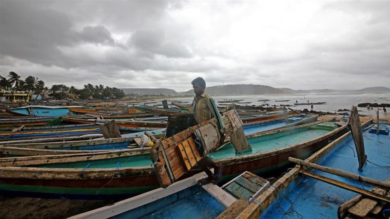 Τουλάχιστον 2 νεκροί στην Ινδία από το κυκλώνα Φάνι