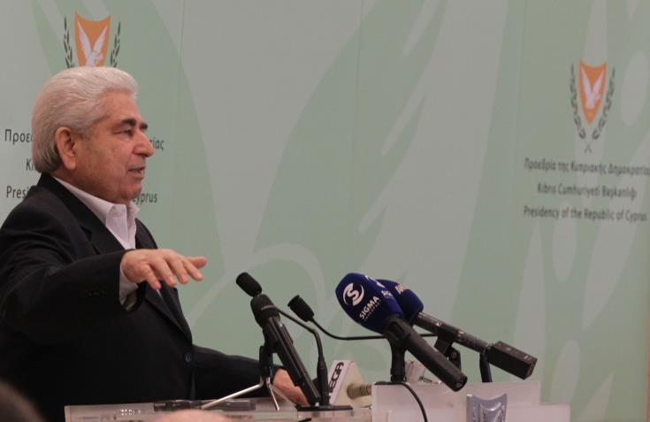 Κύπρος: Στην ενταντική ο πρώην πρόεδρος Δημήτρης Χριστόφιας