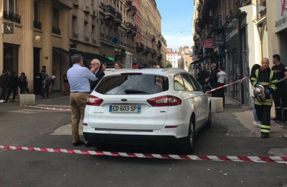 Τουλάχιστον 6 τραυματίες από έκρηξη στη Λιόν της Γαλλίας