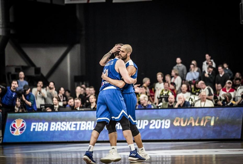 Μουντομπάσκετ 2019: «Βολεύουν» οι ώρες των αγώνων της Ελλάδας