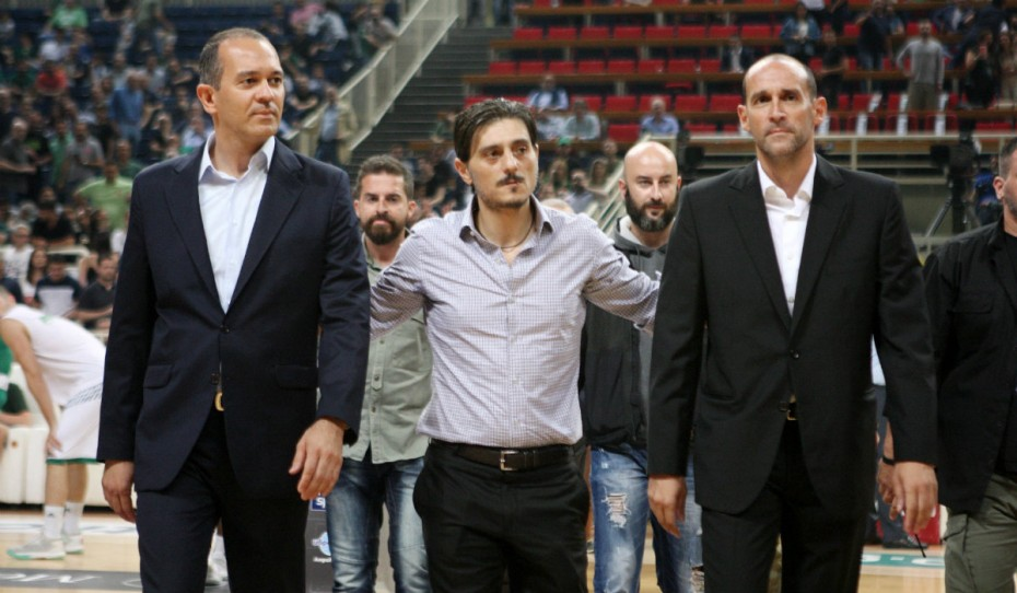 Μπάσκετ: Αίτημα Γιαννακόπουλου για αποπομπή του Ολυμπιακού από το πρωτάθλημα