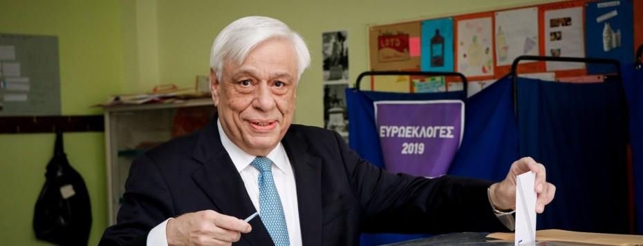 Παυλόπουλος: Να δείξουμε οι Έλληνες πόσο Ευρωπαίοι είμαστε
