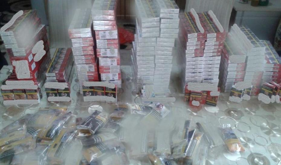 Στα χέρια του ΣΔΟΕ  8,7 εκατ. τσιγάρα σε αποθήκη στην Αττική