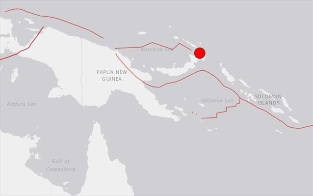 Παπούα - Νέα Γουινέα: Ήρθη η προειδοποίηση για τσουνάμι