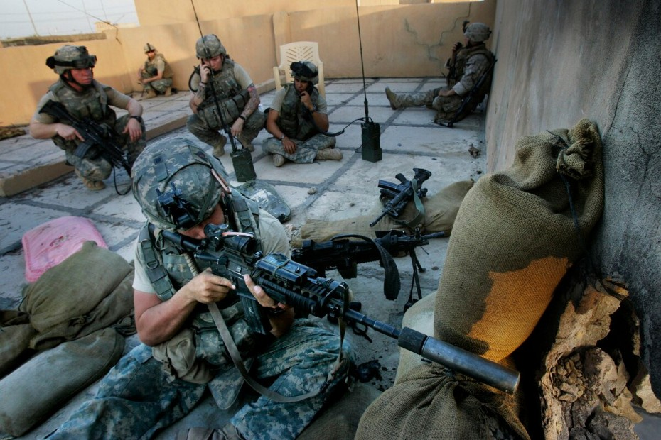 Ο Τραμπ στέλνει 1.500 Αμερικανούς στρατιωτικούς στη Μέση Ανατολή