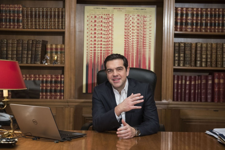 Ολόκληρη η συνέντευξη του Αλέξη Τσίπρα στην ΕΦΣΥΝ
