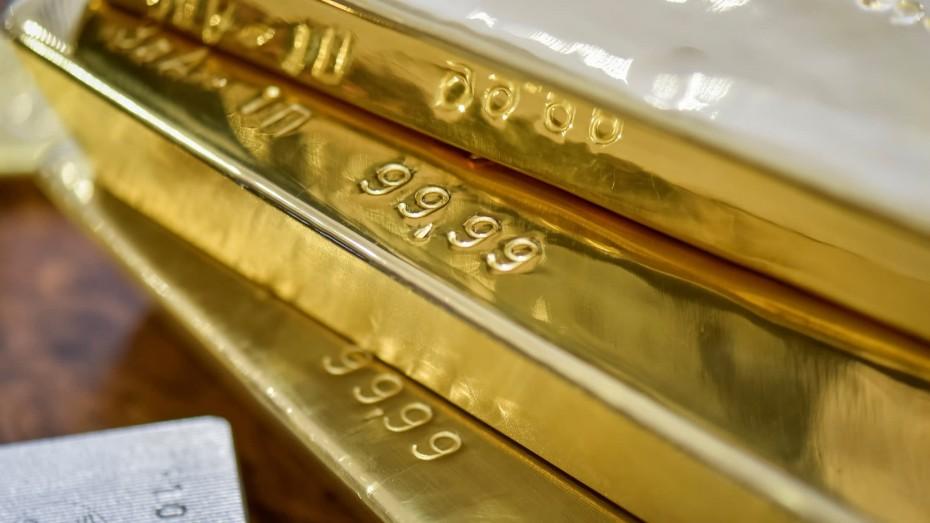 Ώθηση σε υψηλό εβδομάδας ο χρυσός