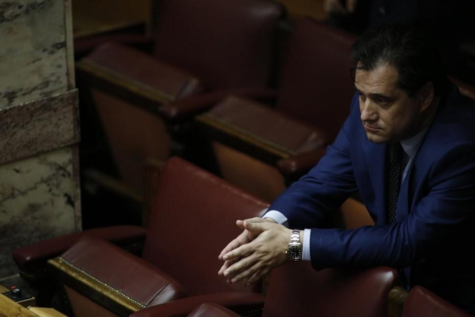 Άδωνις: Το στοίχημα είναι να εκλεγεί με ισχυρή πλειοψηφία ο Μητσοτάκης