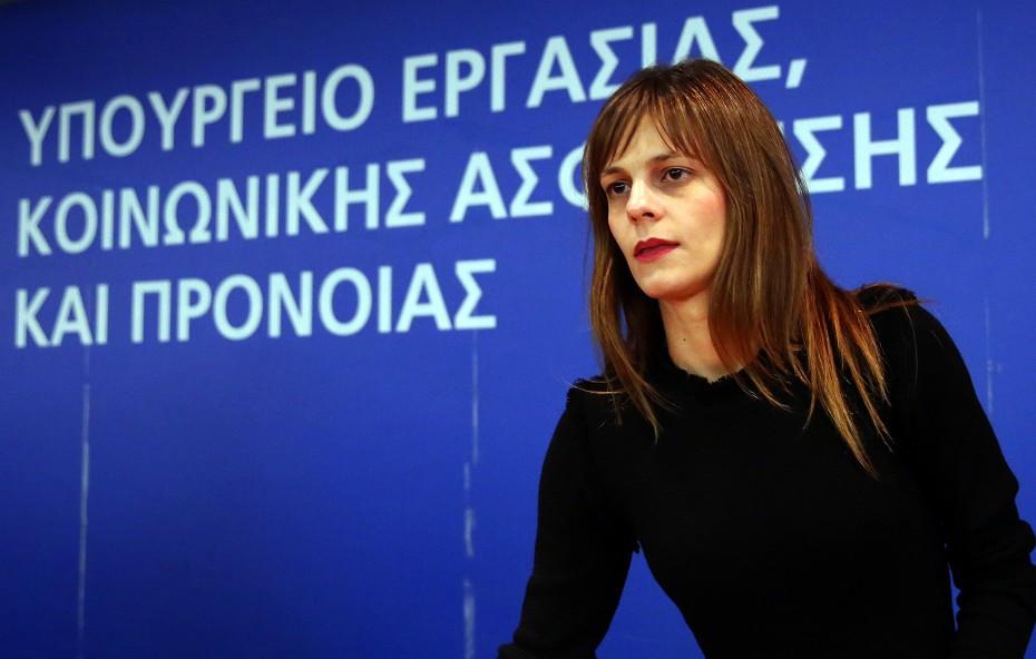 Αχτσιόγλου: Θα κερδίσουμε τις εκλογές - Το «αφήγημα» για τα εργασιακά και ο Μητσοτάκης