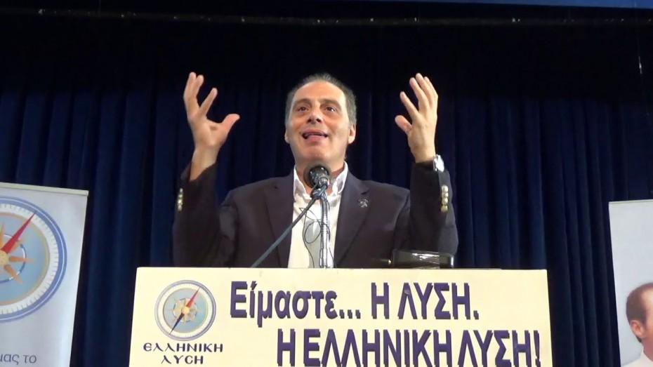 Είμαστε ο εφιάλτης του Μητσοτάκη, λέει ο... Βελόπουλος