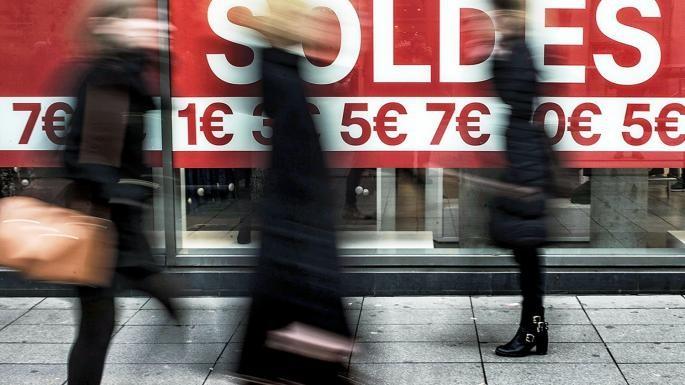 Έπεσαν 0,4% οι λιανικές πωλήσεις στην Ευρωζώνη
