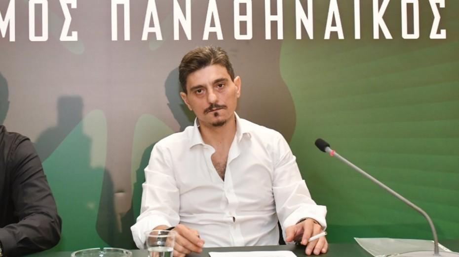 Οι όροι Γιαννακόπουλου για εμπλοκή στον ποδοσφαιρικό Παναθηναϊκό