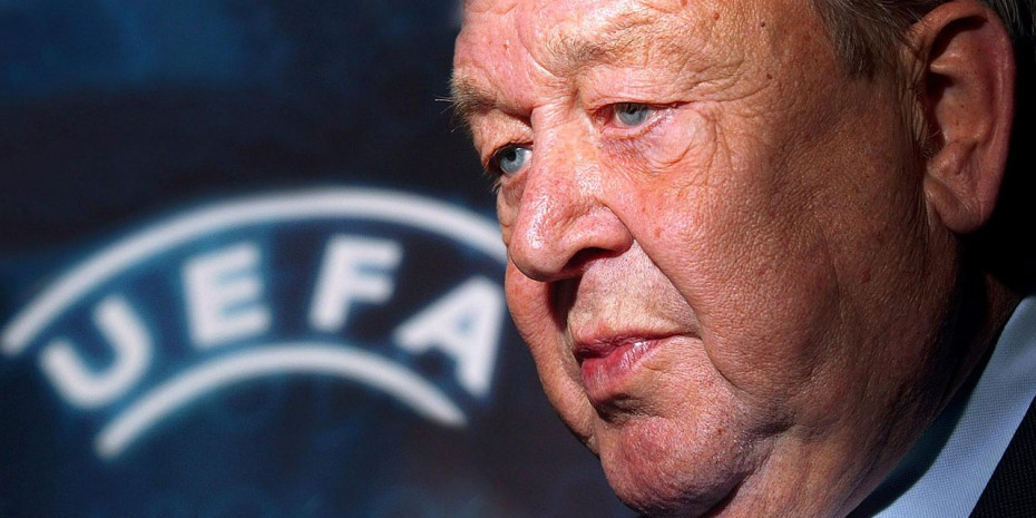 Πέθανε ο πρώην πρόεδρος της UEFA, Λέναρτ Γιόχανσον