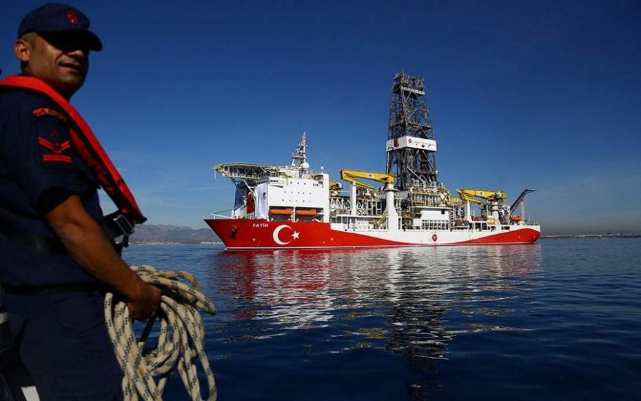 Λευκωσία: Θαλάσσια εισβολή οι τουρκικές ενέργειες
