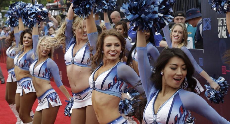 Η Ελλάδα αναγνωρίζει ως κανονικό άθλημα το cheerleading