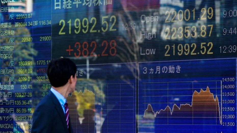 Δεν βρήκε βηματισμό η Ασία με το «βλέμμα» στη Fed