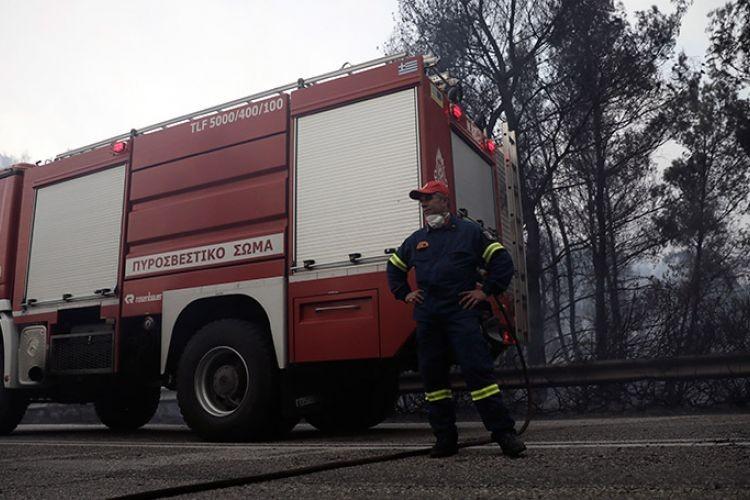 Υπό έλεγχο η πυρκαγιά στο Καλαμίτσι Χαλκιδικής