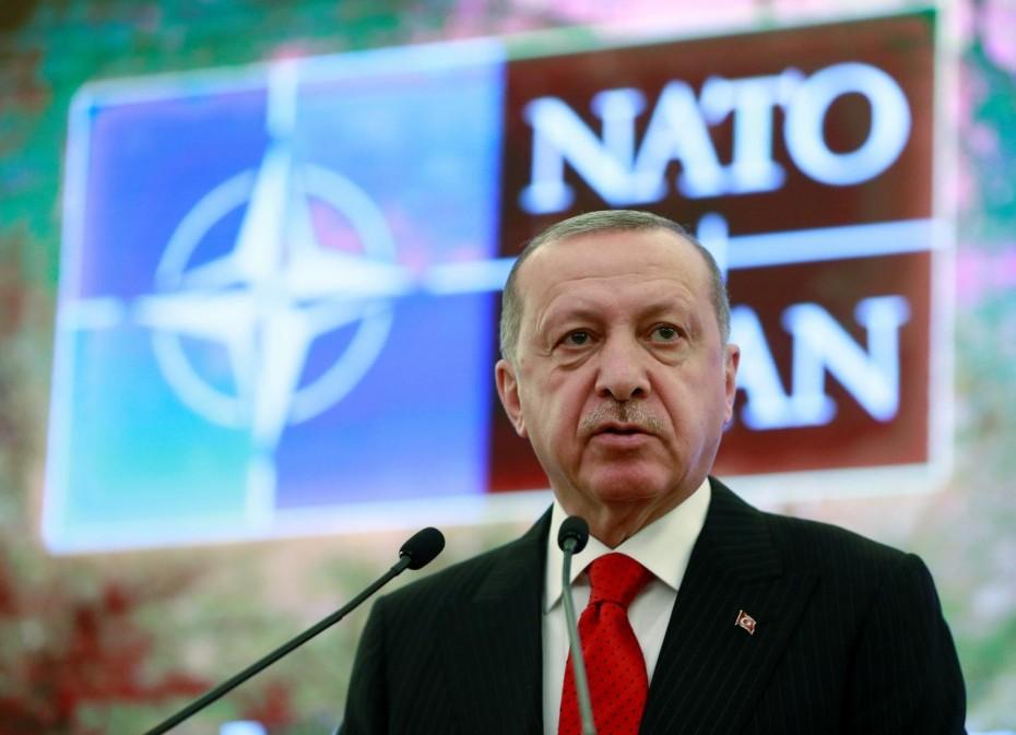 Η Τουρκία «κρύβεται» πίσω από το NATO για την κυπριακή ΑΟΖ