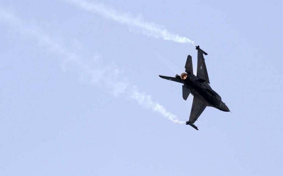 Τουρκικές υπερπτήσεις F-16 πάνω από το Καστελόριζο