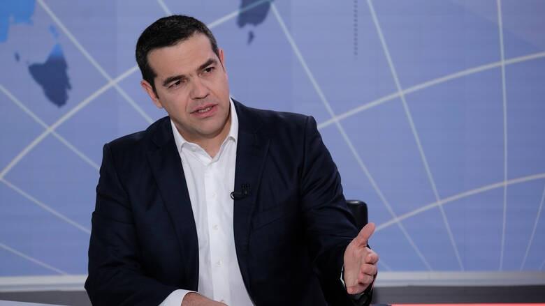 Τσίπρας: Απευθύνομαι στην «ψυχή των ψηφοφόρων του ΠΑΣΟΚ»