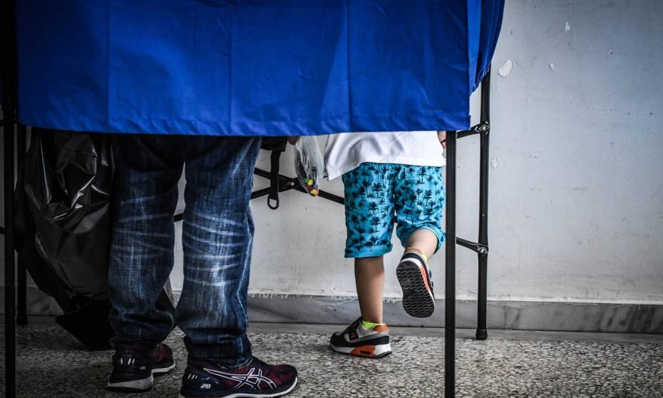 Διψήφια και πάλι η διαφορά της ΝΔ, 2 μέρες πριν τις εκλογές