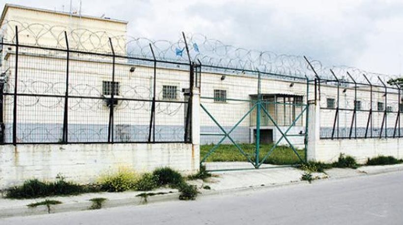 Απόδραση 2 κρατουμένων από τις φυλακές της Κασσάνδρας
