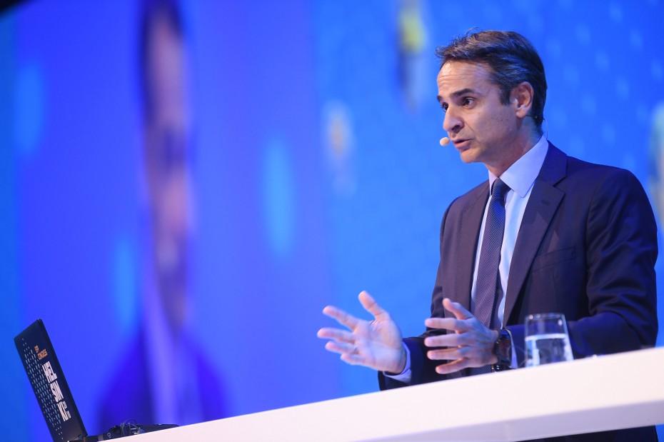 Moody's: Ο Μητσοτάκης θα βρει ευήκοα ώτα για τη δημοσιονομική πολιτική