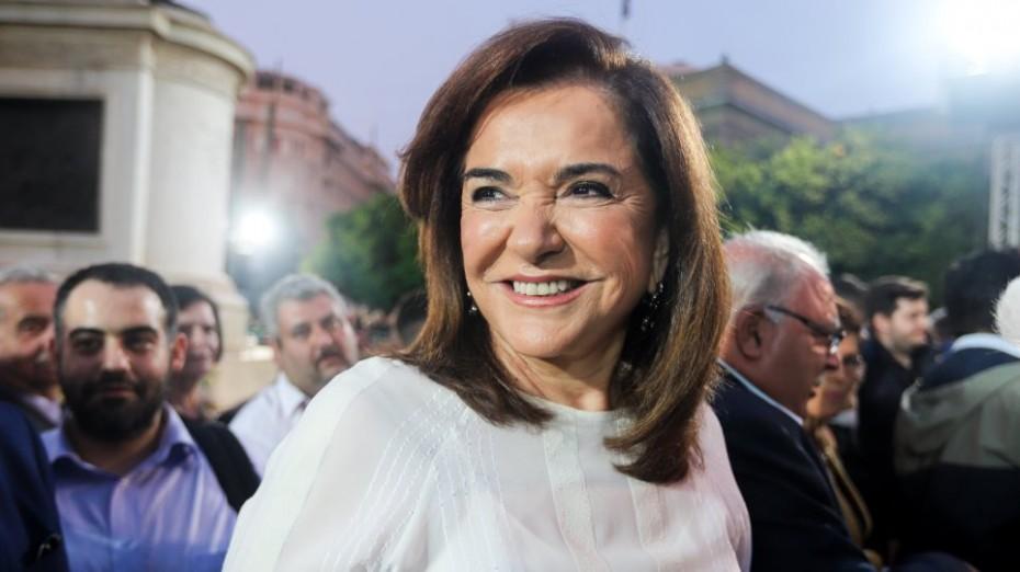 Μπακογιάννη: Η χώρα θα έχει τον τέταρτο Κρητικό πρωθυπουργό
