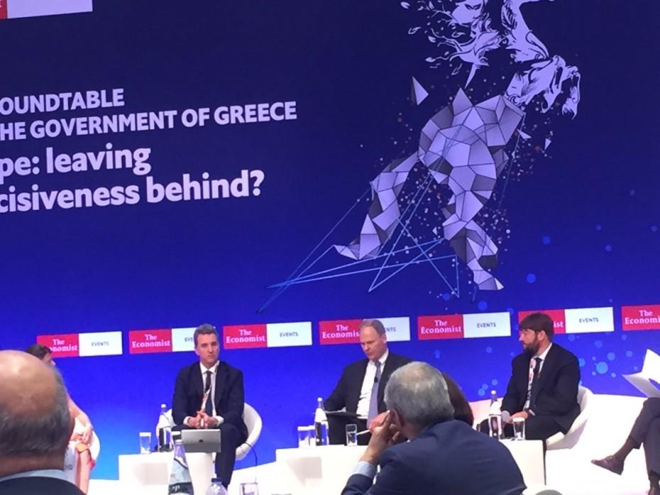 Μια 10ετία για να ξανασταθεί η Ελλάδα στα πόδια της, εκτιμά το ΔΝΤ