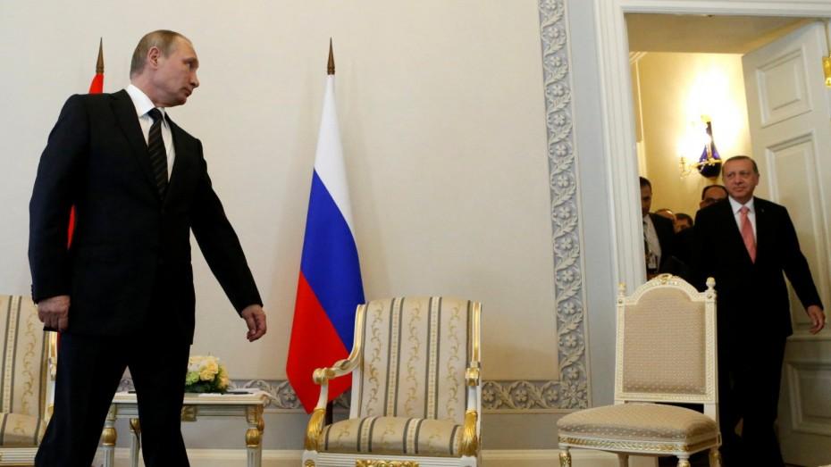 Συμπαράσταση Πούτιν στην Τουρκία μετά τις κυρώσεις της ΕΕ