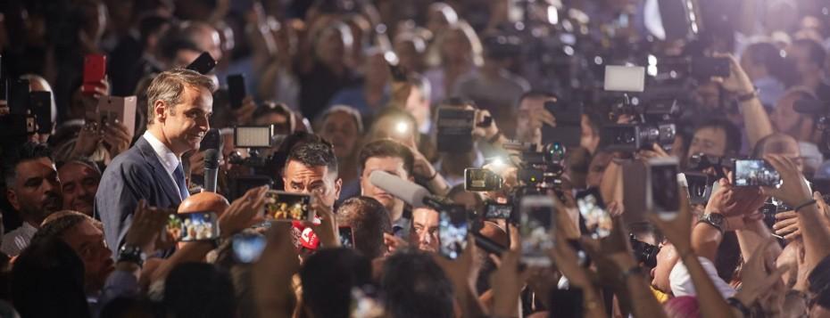Στην Κομισιόν ο ΣΥΡΙΖΑ για τις «υπερεξουσίες» Μητσοτάκη στα ΜΜΕ
