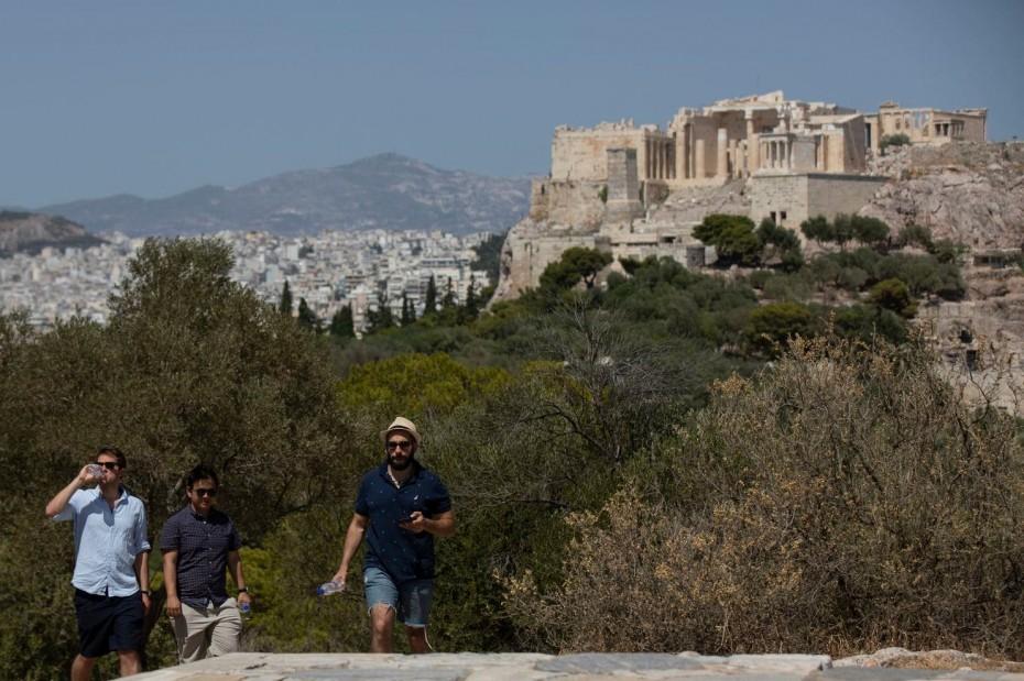 Ανέβασε ρυθμό ο ελληνικός τουρισμός για το α' τρίμηνο