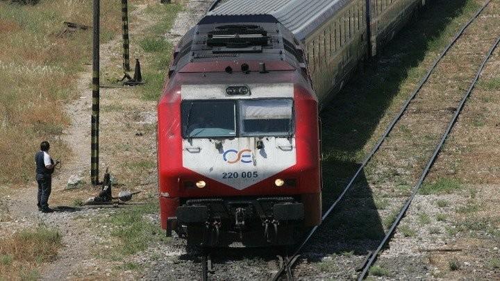 Προβλήματα από τη θεομηνία στη σιδηροδρομική σύνδεση της βόρειας Ελλάδας
