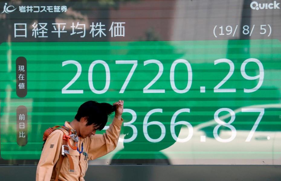 «Πάτημα» κερδών στα ασιατικά χρηματιστήρια από τον Τραμπ