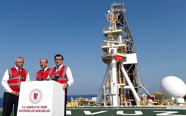 Τούρκια: Σε βάθος 1.710 μέτρων έχει φτάσει το τρυπάνι του «Γιαβούζ»