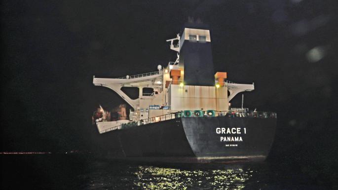 Το Γιβραλτάρ αποδεσμεύσει το ιρανικό τάνκερ Grace 1 - Διαψεύδει η Τεχεράνη