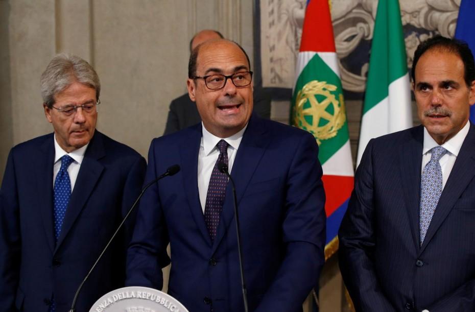 Ιταλία: Επαναπροσέγγιση PD στο M5S για σχηματισμό κυβέρνησης