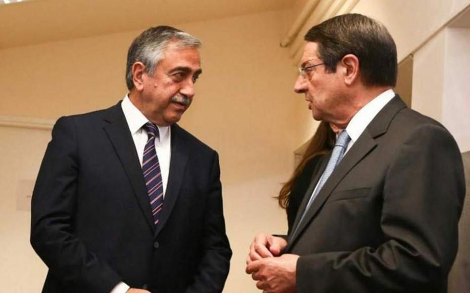 Κύπρος: Οι στόχοι Αναστασιάδη στη συνάντηση με τον Ακιντζί