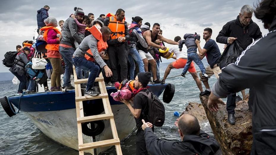 Αυξημένες κατά 25% οι αφίξεις μεταναστών στα ελληνικά νησιά