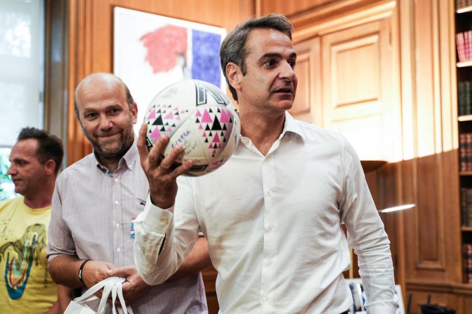 Αυγενάκης: Οι έξι προτεραιότητες για τον αθλητισμό