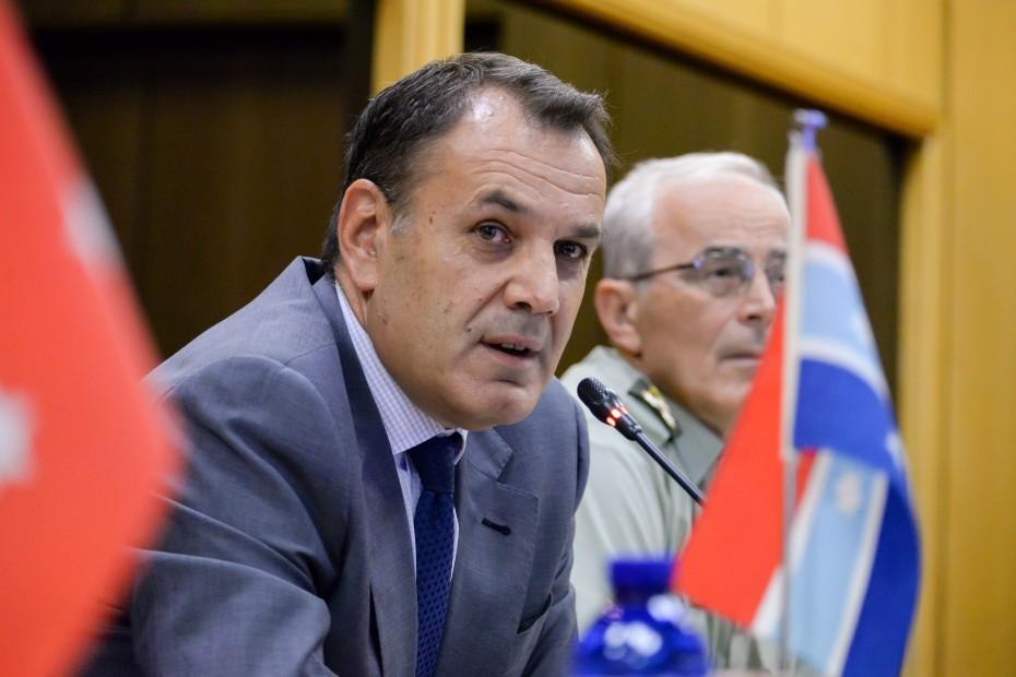 Παναγιωτόπουλος: Δεν θα μείνουμε με σταυρωμένα χέρια, αν οι Τούρκοι κάνουν έρευνες στο Καστελόριζο