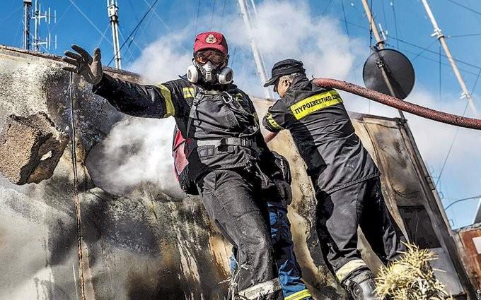 Υποχωρεί ο κίνδυνος εκδήλωσης πυρκαγιάς την Τετάρτη